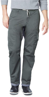 Dockers Men Straight-Fit Stretch Urban Twill Cargo Pants