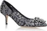 Dolce & Gabbana Lace Bellucci Pumps 60