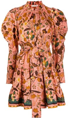 Ulla Johnson Floral Print Dress