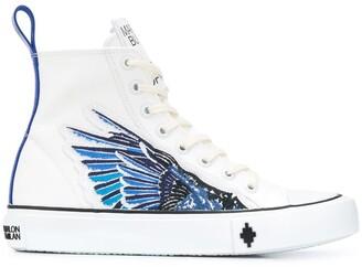 Marcelo Burlon County of Milan high-top Wings sneakers