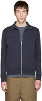 A.P.C. Navy Vincent Track Jacket