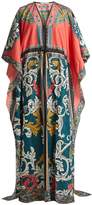 Mary Katrantzou Asso drawstring-waist dress