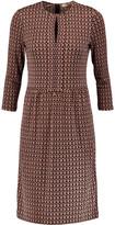 Tory Burch Printed silk-jersey dress