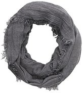 Charlotte Russe Lightweight Woven Infinity Scarf
