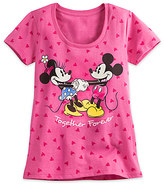 Disney Minnie and Mickey Mouse Tee for Women