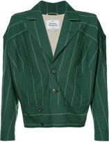 Vivienne Westwood Man - 'Gig' jacket - men - Virgin Wool/Cotton - 48