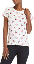 French Connection Cherry Print Tee