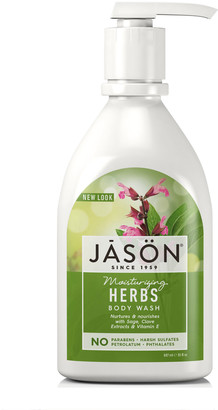 Jason Moisturizing Herbs Pure Natural Body Wash 887Ml
