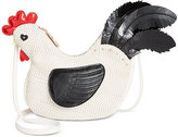 Betsey Johnson Rooster Crossbody