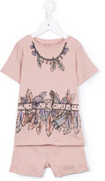 Stella McCartney Beachcomber Andrea pyjamas - kids - Cotton - 2 yrs