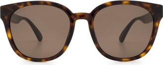 Gucci Gg0855sk Havana Sunglasses