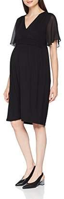 Mama Licious Mamalicious Women's Mlbillie Tess 2/4 Jersey Kl Dress Nf Dress,14 (Manufacturer Size: Large)