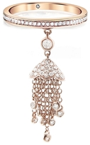 SHAY Diamond Tassel Chain Ring