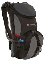 Outdoor Products Ripcord Hydration Pack - Grey