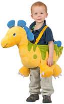 Asstd National Brand Toddler Yellow Ride-In Dino Costume