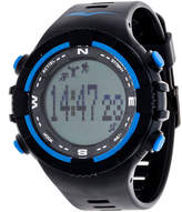Everlast Unisex Black Strap Watch-Evwpd002bl-Bk