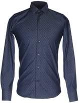 Bagutta Denim shirts - Item 42616327