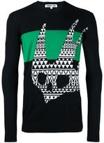 McQ by Alexander McQueen Swallow intarsia jumper