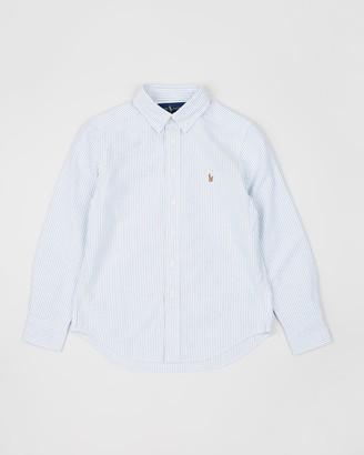 Polo Ralph Lauren Oxford Stripe Shirt - Teens
