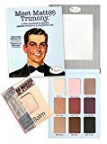 TheBalm 'Meet Matt(e)' Nude Eyeshadow Trimony Palette w/ Mini Mary Lou Manizer