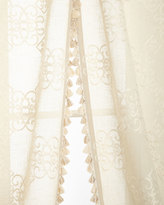 """Sweet Dreams Two 53""""W x 96""""L Stockholm Curtains"""