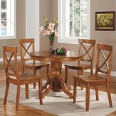 Home Styles 5179-318 5-Piece Dining Set, Finish