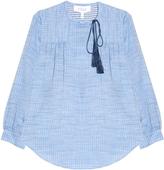 Derek Lam 10 Crosby Chambray Shirt