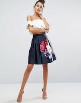 Ted Baker Blushing Bouquet Full Skirt
