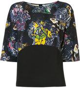 Zero Maria Cornejo Vara blouse - women - Silk/Spandex/Elastane - 8