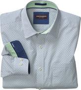 Johnston & Murphy Four-Part Circle Print Shirt