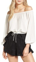 The Fifth Label The Nightingale Off-the-Shoulder Blouse