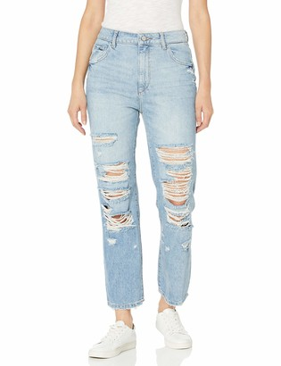 DL1961 Women's Jerry-High Rise Vintage Straight