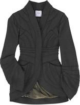 Hervé Léger Tweed banding jacket