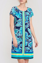 Hatley Print Shift Dress