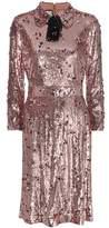 Gucci Sequin-embellished dress