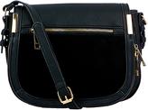 Oasis Lucy Satchel Bag, Black