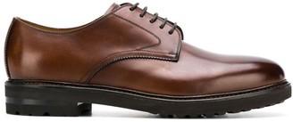 Henderson Baracco almond toe Derby shoes