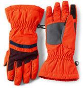 Classic Boys Stormer Gloves-Deep Pink/Silver Star