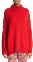 Oscar de la Renta Women's Virgin Wool Turtleneck Sweater