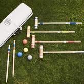 Crate & Barrel Croquet Set