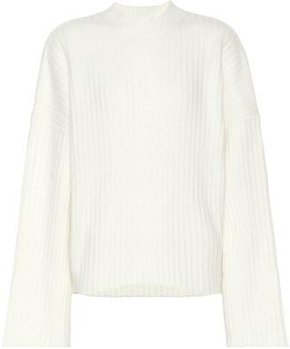 Petar Petrov Kara cashmere and silk-blend sweater