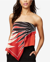 Rachel Roy Strapless Scarf Top, Created for Macy's