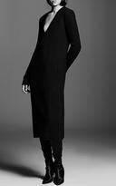 Protagonist Long Sleeve Cocoon Dress