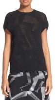 M Missoni Women's Rib Stitch Top