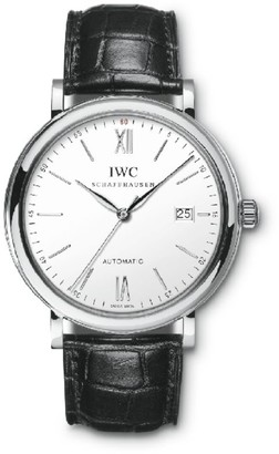 IWC SCHAFFHAUSEN Stainless Steel Portofino Watch 40mm