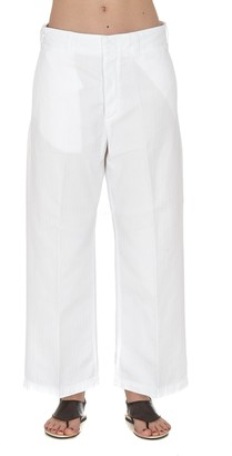 DEPARTMENT 5 Cropped Wide Leg Pants