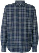 Xacus checkered shirt