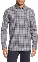 Ted Baker Waggo Check Trim Fit Sport Shirt