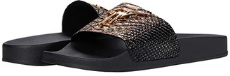 Giuseppe Zanotti RM90068F (Black/Brown) Men's Shoes
