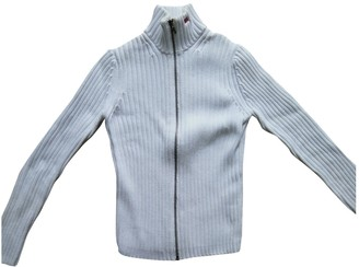 Polo Ralph Lauren White Cotton Knitwear for Women Vintage